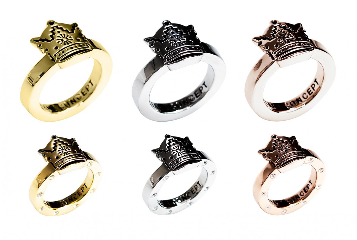 The Majesty rings collection