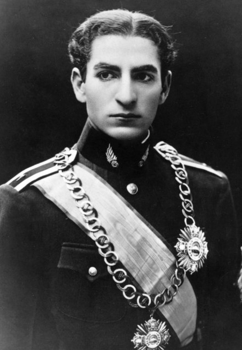 O, Shah of Iran, Return Back to Iran